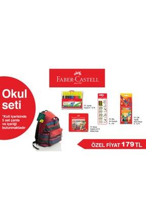 Faber-Castell Okul Seti