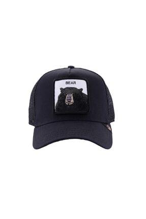 Goorin Bros Ayı Figürlü Şapka