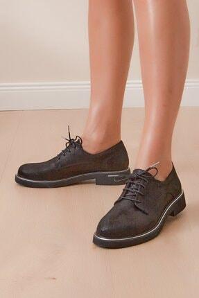 Shoes Time Kadın Siyah Günlük Ayakkabı