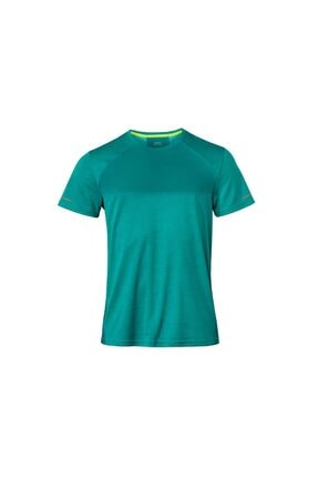 Tchibo Kadın Kırçıllı Yeşil Fonksiyonel Tshirt