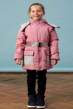 Kanz Sırt Çantalı Kız Çocuk Anorak Mont