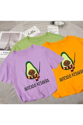 Köstebek Avokado Kedavra Unisex T-shirt