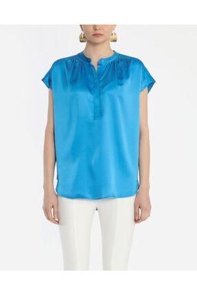 Ayhan Kadın Mavi Bluz