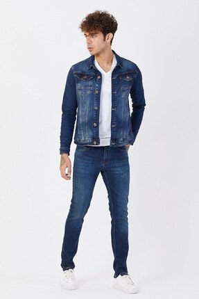 VENA Arthur Tınt Dark Blue Denim Mont