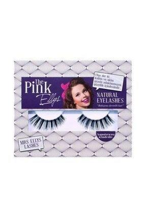The Pink Ellys Doğal Kirpik Siyah 1391