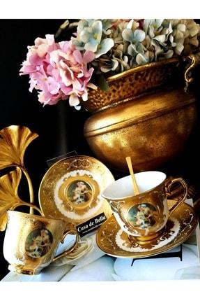 Yargıcı Porselen 6 Kişilik Çay Fincanı TR3435
