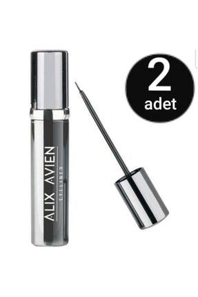 Alix Avien Eyeliner Siyah 7ml X 2 Adet