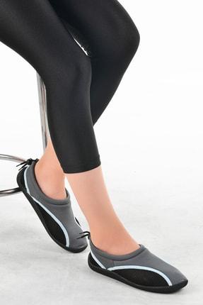Ayakland Kadın Gri Deniz Ayakkabısı