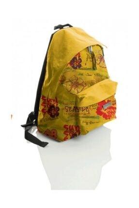 Faber-Castell Basic Sırt Çantası Desenli Flower - 8690826355488
