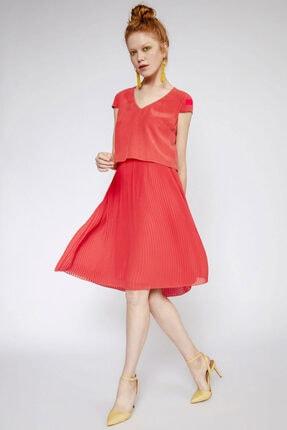 Perspective Kadın Mercan Elbise 91022150