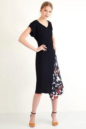 Perspective Kadın Siyah Elbise 91022166