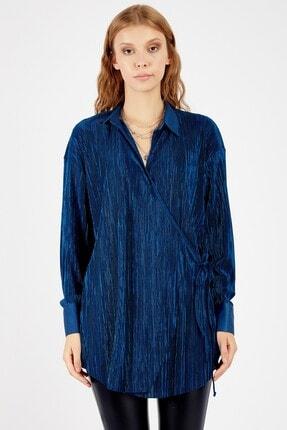 Manche Kadın Lacivert Bluz Mk20s173013