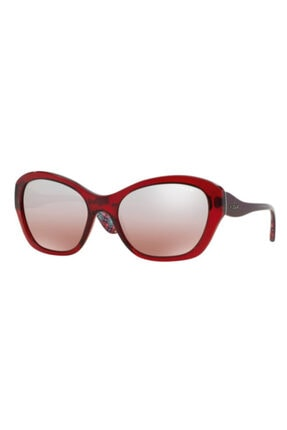 Vogue Kadın Bordo Güneş Gözlüğü