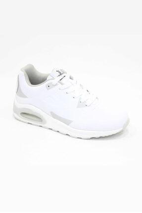 Jump 16266-d Beyaz Gri Spor Ayakkabı