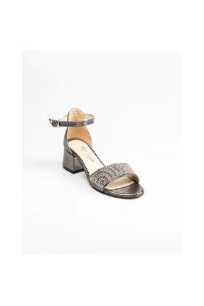 Sanbe Topuklu Abiye Ayakkabı 31 - 35