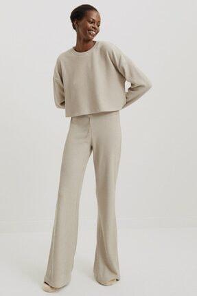 Perspective Kadın Vizon Alvarıta Eşofman Pantolon 0082