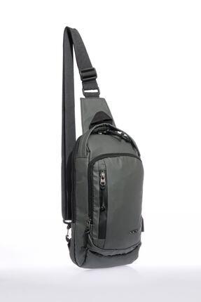 ÇÇS Unisex Gri Body Bag