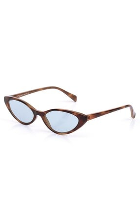 Exess Kadın Kahverengi Bo Güneş Gözlüğü Mod.3-2134 Col A806