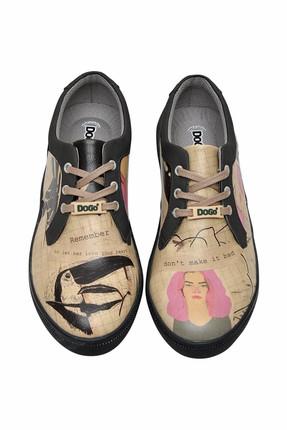 Dogo Çok Renkli Kadın Ayakkabı DGS017-CRD007