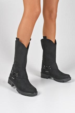 Sapin Kadın Western  Kovboy Çizme 33511