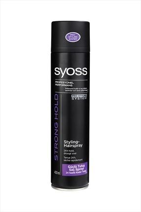 Syoss Güçlü Tutuş Sağlayan Saç Spreyi 400 ml 4015000541374