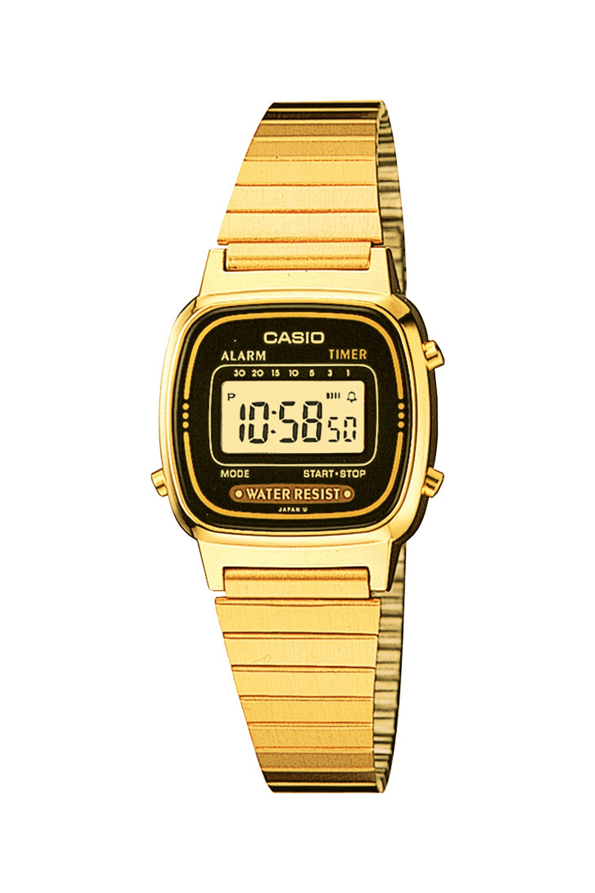 Casio Retro Kadın Kol Saati LA670WGA-1DF