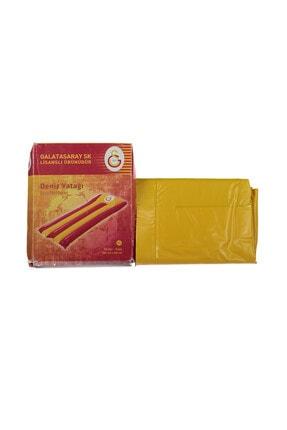Galatasaray Galatasaray Unisex Sarı Kırmızı Deniz Yatağı - 1101Y192-U07243