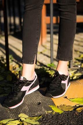 Diadora K-run Siyah Kadın Günlük Ayakkabı - 159554-c5893