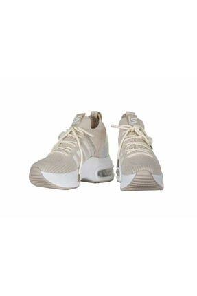 Kriste Bell Kadın Bej Spor Ayakkabı