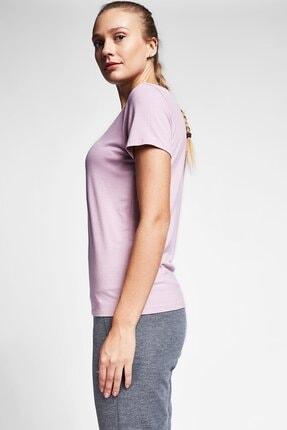 Lescon Lila Kadın T-shirt 20s-2202-20n
