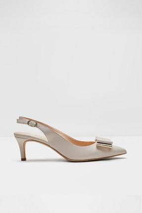 Aldo Kadın Ekru Topuklu Ayakkabı