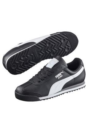 Puma Unisex Siyah Spor Ayakkabı