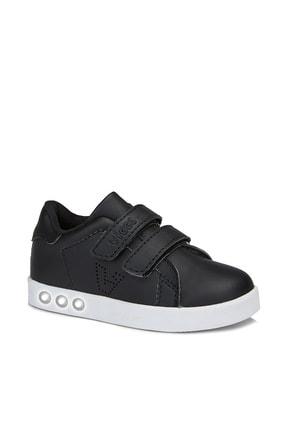 Vicco Oyo Unisex Bebe Siyah/beyaz Spor Ayakkabı