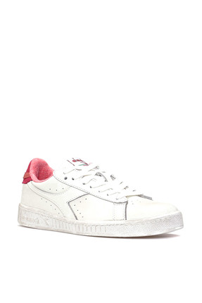 Diadora Game L Low Jersey Pembe Kadın Günlük Ayakkabı - 171833-50087