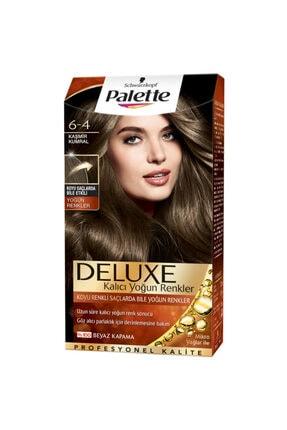 Palette Kaşmir Kumral Saç Boyası 6-4