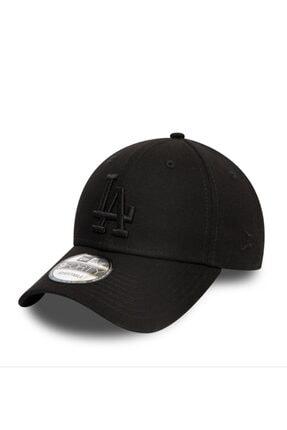 New Era Unisex Siyah LA Şapka