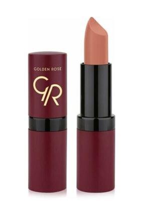 Golden Rose Mat Ruj - Velvet Matte Lipstick No:38