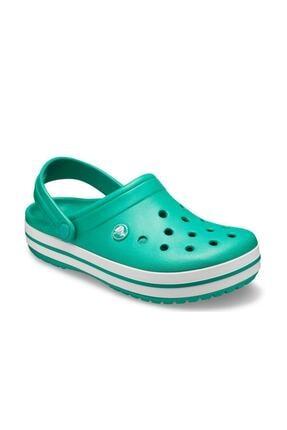 Crocs Unisex Yeşil Crocband Terlik Sandalet 11016-3tl  Terlik 11016-3tl
