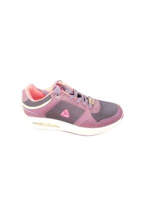 Letoon Unisex Mor Yürüyüş Ayakkabısı