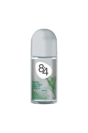 8x4 Unıty Roll-on Deodorant 50ml Kadın