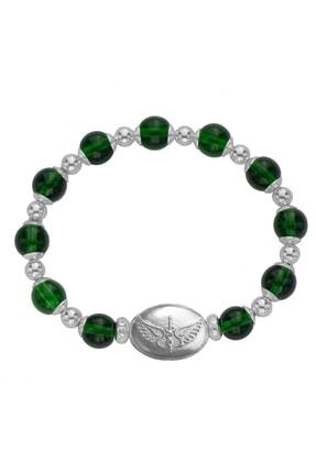 Valael Kadın Yeşil Melekli Bileklik,