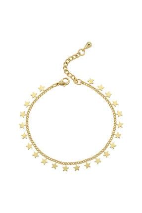 LUZDEMIA Star Chain Bracelet - Gold