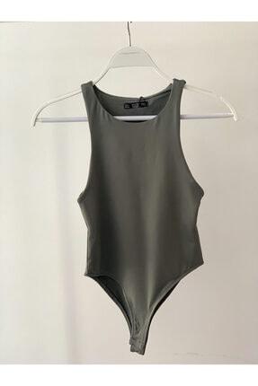 Dilvin Haki Body Suit