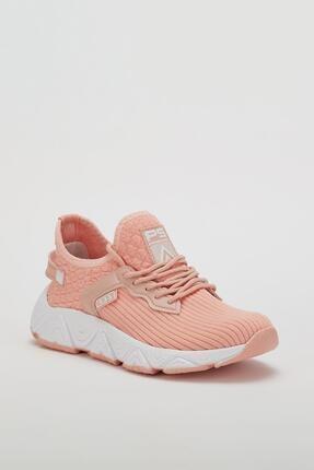 Muggo Unisex  Pembe Sneaker Ayakkabı