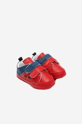 Funny Baby Çift Cırtlı Bebek Ayakkabısı