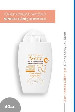 Avène Fluide Mineral Spf 50+ 40 ml