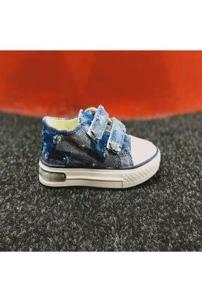Flubber Unisex Blue Jean Çocuk Spor Ayakkabı