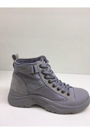 Guja Kadın Gri Sneaker 21y367-1