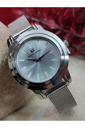 Paco Loren Kadın Beyaz Çelik Kol Saati