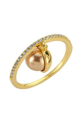 LUZDEMIA Dangling Ring 925